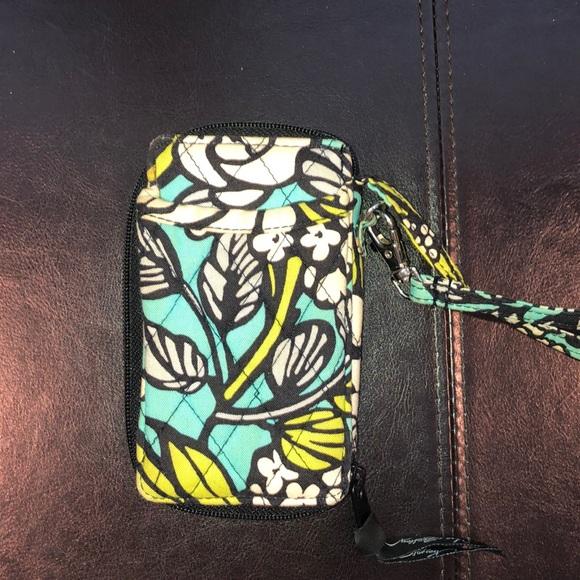 Vera Bradley Handbags - Vera Bradley Cell Phone Wristlet